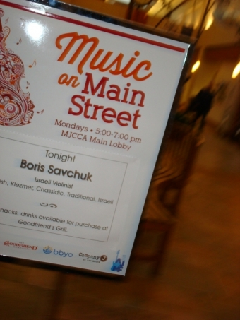 Music on Main Street